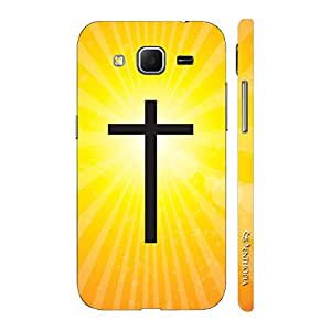 Enthopia Designer Hardshell Case Light From Heaven Back Cover for Samsung Galaxy Core Prime
