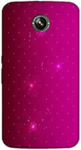 Timpax protective Armor Hard Bumper Back Case Cover. Multicolor printed on 3 Dimensional case with latest & finest graphic design art. Compatible with Google Nexus-6 Design No : TDZ-27693