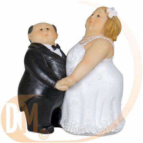 Discount Mariage - Couple de mariés fantaisie