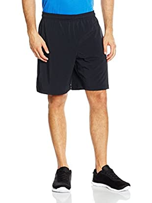 Under Armour Short Entrenamiento Fitness Hiit Woven (Negro)
