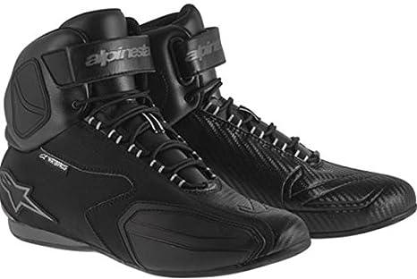 Chaussures Alpinestars STELLA FASTER WATERPROOF - 39 - Noir/Gun Metal