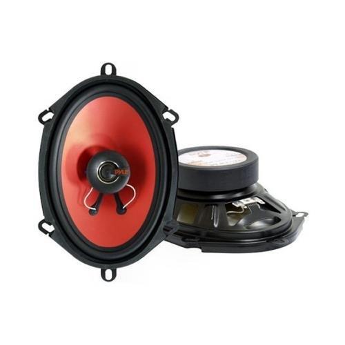 Pyle Plrl572 Pair Pyle Plrl572 5X7 6X8 2 Way 200W Car Audio Speakers 200 Watt