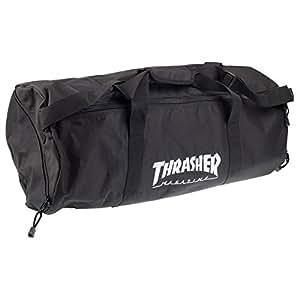 Thrasher Logo Barrel Bag
