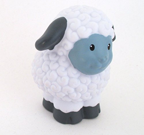 Fisher Price Little People Farm Sheep Figure toy - 1