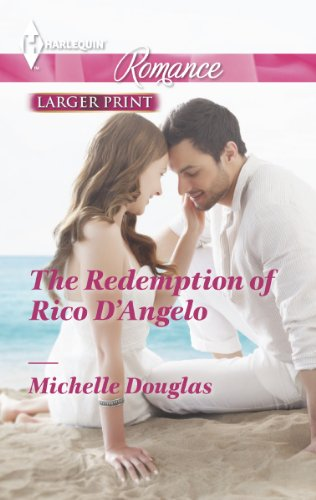 Image of The Redemption of Rico D'Angelo (Harlequin Romance)
