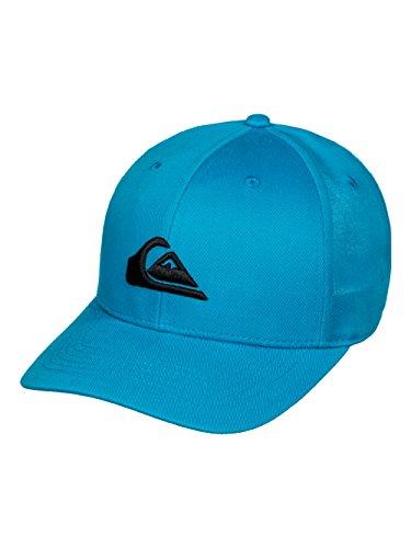Quiksilver -  Cappellino Da Baseball  - Uomo Blu Oceano Hawaiano Taglia Unica