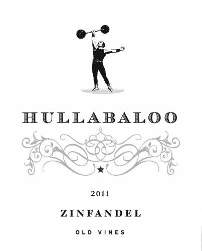 2012 Hullabaloo Zinfandel 750 Ml