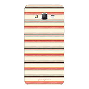 Designer Phone Covers - Samsung Grand Prime-RetroStripes