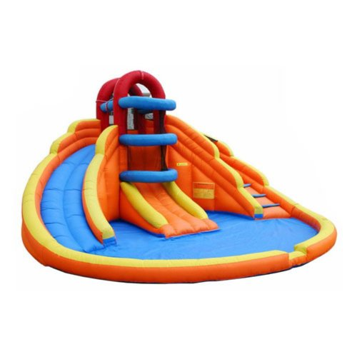 Big Blue Lagoon Bounce House front-278860