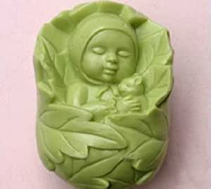 Allforhome Sleeping Baby 50236 Craft Art Silicone Soap ...