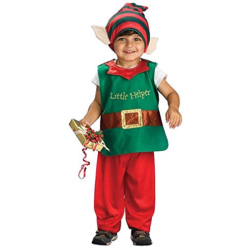 Child's Little Elf Costume