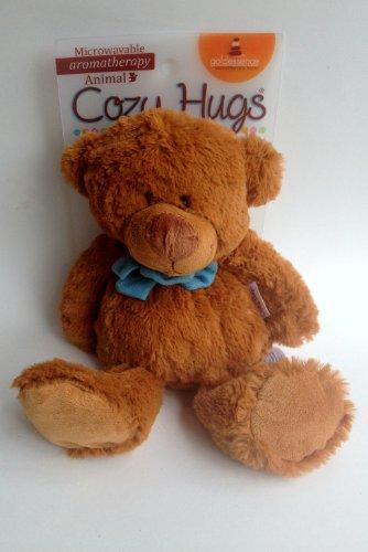 Cozy Hugs Bear: Microwavable Aromatherapy Lavender