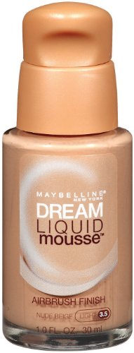 Maybelline New York Dream Liquid Mousse Foundation,