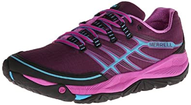 Merrell Ladies Allout Rush Trail Running Shoe by Merrell