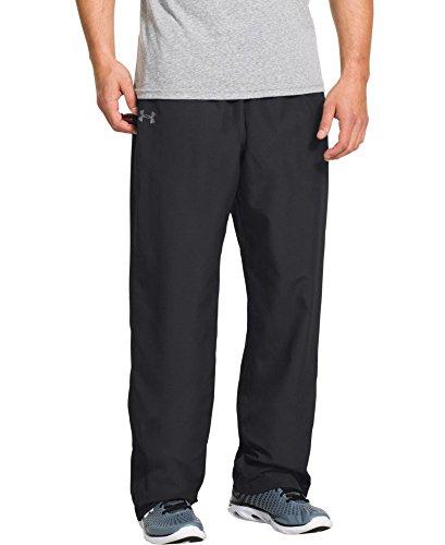 Under Armour Men's Vital Warm-Up Pants, Black (001), Small