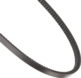 "Goodyear Engineered Products Fractional Horsepower  V-Belt, 4L Profile, Cogged, 0.50"" Width"