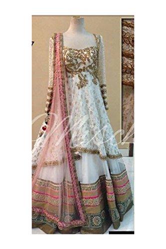 DaFacioun Exclusive Party Wear Designer Bollywood Replica Lehenga Choli