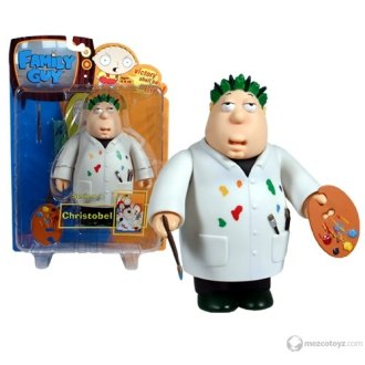 Family Guy Series 3 Figure: Christobel