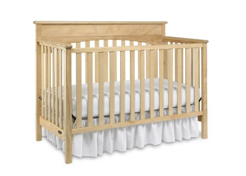 Graco Lauren Classic Crib, Natural