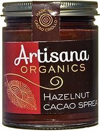 Artisana Hazelnut Cacao Spread, Organic, 8 Ounce