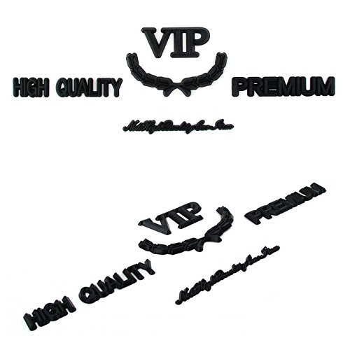vip-coche-special-edition-logo-uretano-emblemas-capucha-tronco-capo-emblema-adhesivo