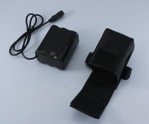 Haute Qualité 8800mAh Lithium-ion batterie rechargeable 8.4V Pour Eclairage avant Phare vélo / VTT