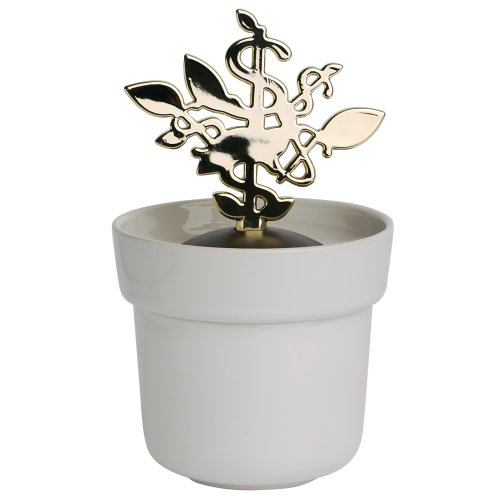 MollaSpace Money Tree Coin Bank, Gold
