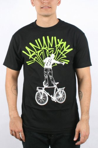 Rebel8 - Count Trackula II Mens T-shirt in Black, Size: Medium, Color: Black
