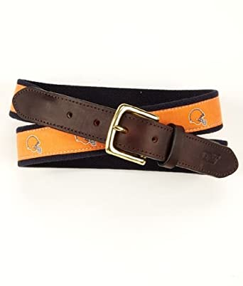 NFL Cleveland Browns Canvas Club Belt by Vineyard Vines