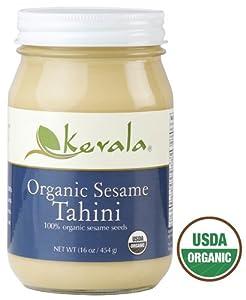 Kevala Organic Tahini 16 oz