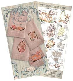 Anita Goodesign Embroidery Designs Cd Autumn Cutwork by Anita Goodesign