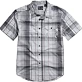 Fox Racing Gridlock s/s Woven Charcoal XXL
