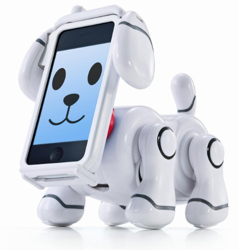 Bandai Smartpet Robot Dog (White) (Japanese Robot Dog compare prices)