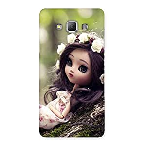 Ajay Enterprises Ft Angel And Tree Multicolor Back Case Cover for Galaxy A7