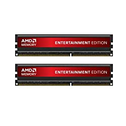 AMD Memory Entertainment Edition 16GB (2X8GB) 1600MHz Kit DDR3 (PC3 12800) AE316G1601U2K