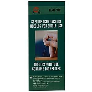 AVTC Sterile Acupuncture Needles Single Use