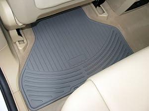 Bmw E66 7 Series Genuine Factory Oem 82550151188 All Season Rear Floor Mats Black 745li 750li 760li 2002 - 2009 Set Of 2 Rear Mats from BMW Factory OEM
