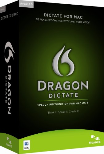 Dragon Dictate Academic Edition, Version 2, Mac