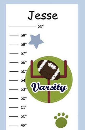 Personalized All-Star Growth Chart