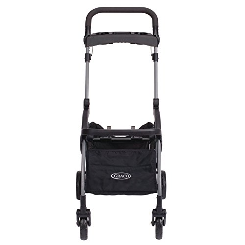 Graco Snugrider Elite Stroller and Car Seat Carrier, Black 2015