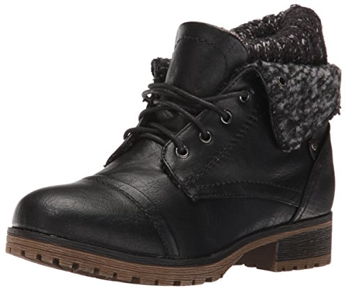 REFRESH-WYNNE-01-Womens-combat-style-lace-up-ankle-bootie