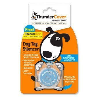 ThunderShirt ThunderCover Dog Tag Silencer