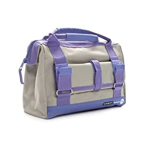 Stanley Barbara's Way Organize it Bag Tool Bag with detachable Roller Organizer & Personal pouch