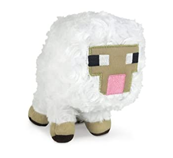 Minecraft Baby Sheep Plush