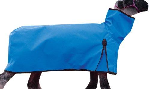 Weaver Leather Cordura Solid Butt Sheep Blanket, Blue, Medium