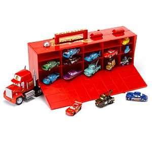 Camion mack disney cars pixar 15 voitures neuf jeux et jouets - Cars camion mack ...
