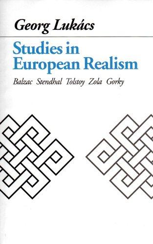 Studies in European Realism