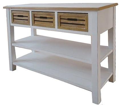 La consola de videojuegos de la mesa de la cocina para armario de pared de estilo shabby chic de registro de nuevo de alta de armario aparador