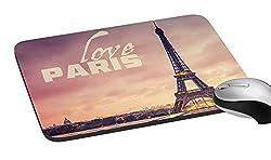 meSleep Love Paris Mouse Pad