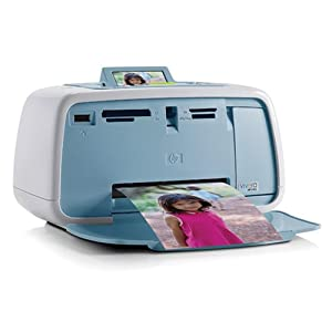 HP A526 Photosmart Compact Photo Printer